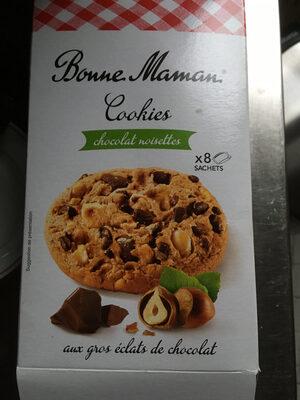 Bonne maman cookies - Product