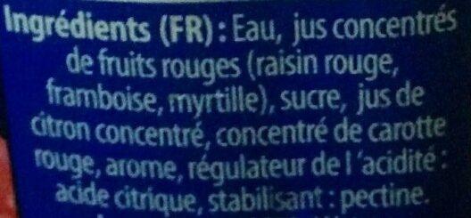 Pule - المكونات - fr