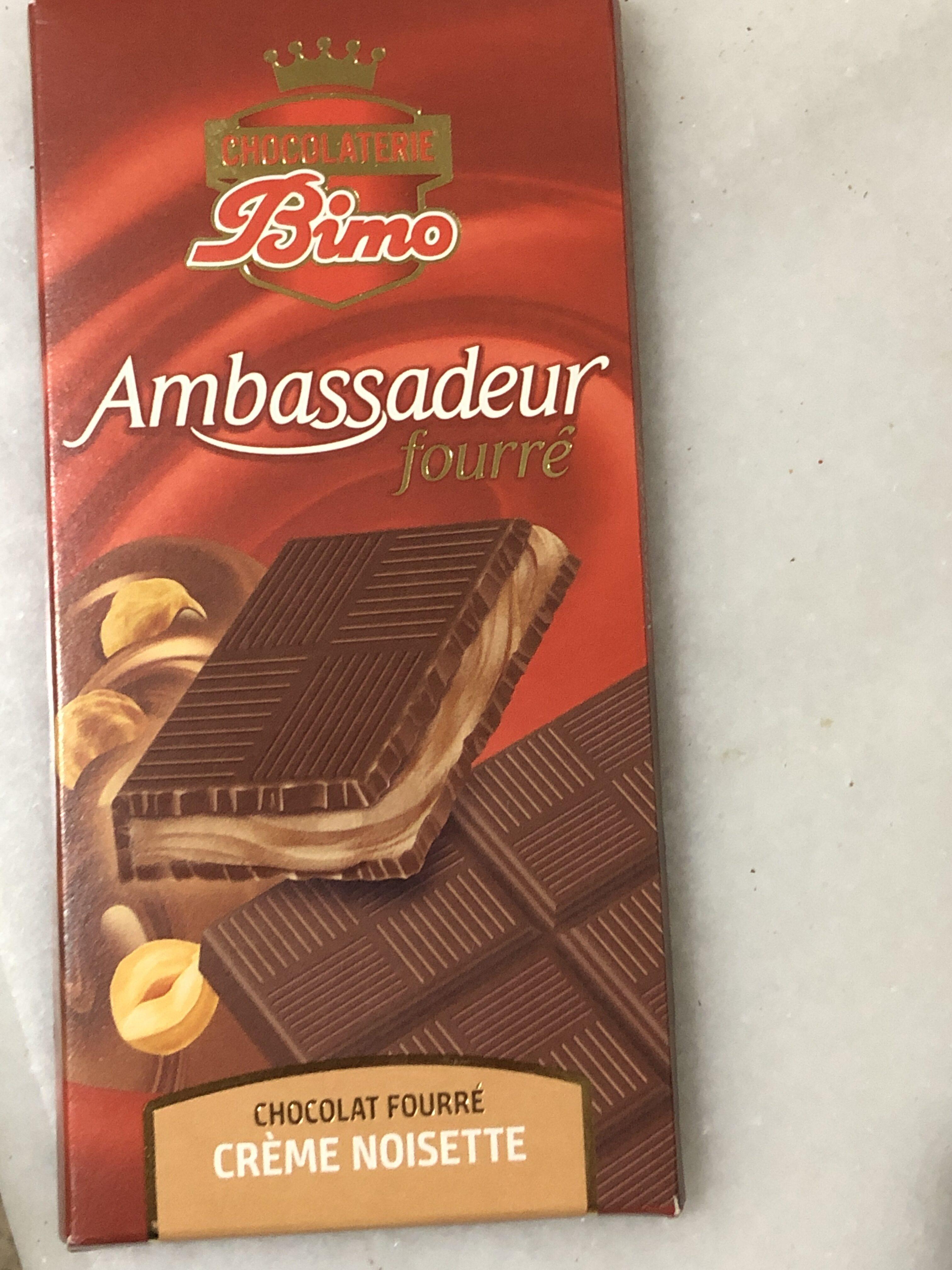 Ambassadeur fourré - Product - fr