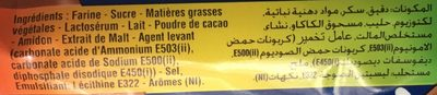TANGO - Ingredients