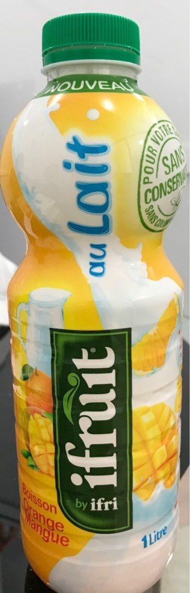 ifruit orange mangue au lait - نتاج - fr