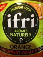 ifri Orange - نتاج - fr