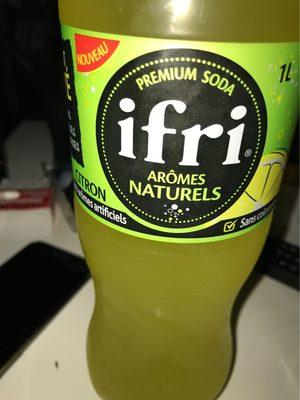 Ifri Citron - Produit