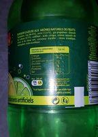 Limonade Citron - Informations nutritionnelles - fr