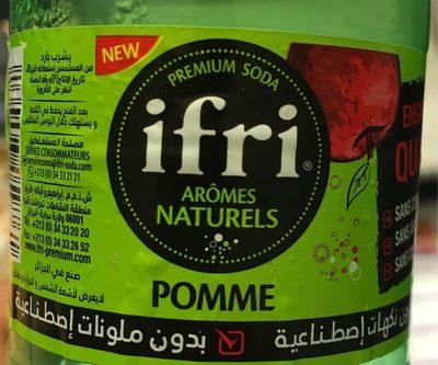 Ifri-Pomme - Produit