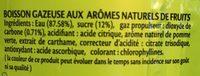 Ifri pomme verte - Ingredients - fr