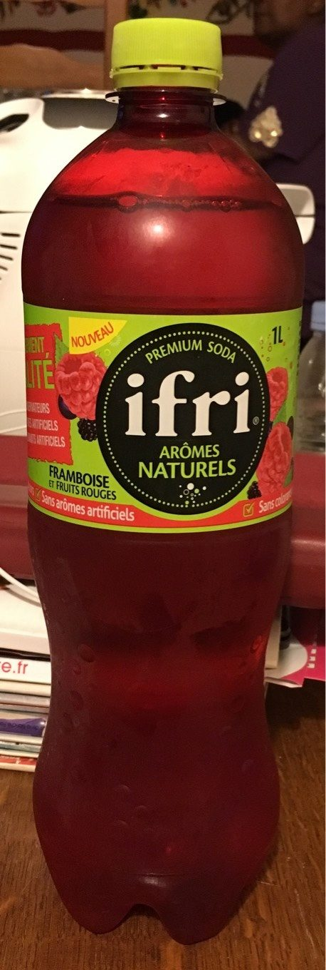 Ifri Premium Soda - Produit - fr