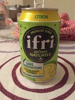Ifri arômes naturels - Produit - fr