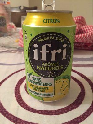 Ifri arômes naturels - Produit