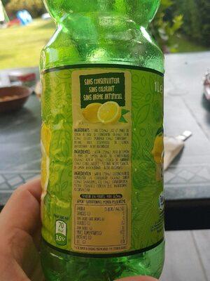 Ifruit - Informations nutritionnelles - fr