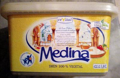 Medina 100% végétal - نتاج - fr