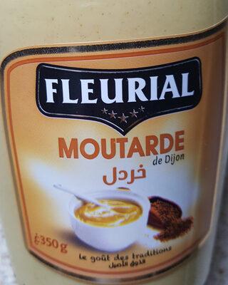 Moutarde de Dijon - نتاج - fr