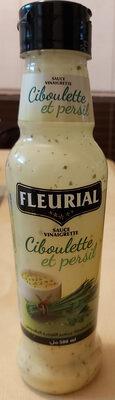 sauce vinaigrette - نتاج - fr