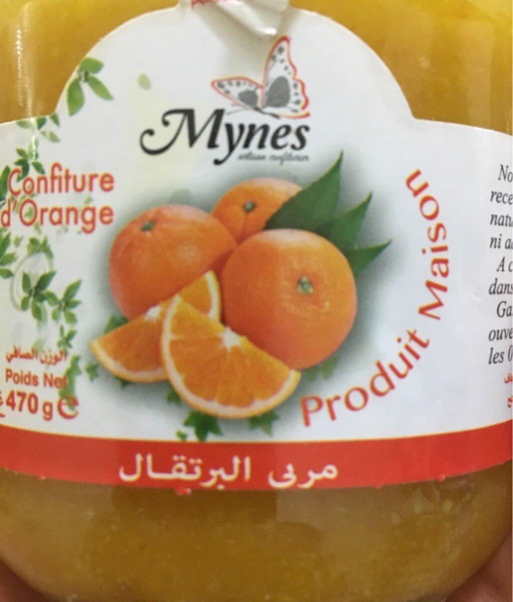 Confiture d'orange - Product - fr