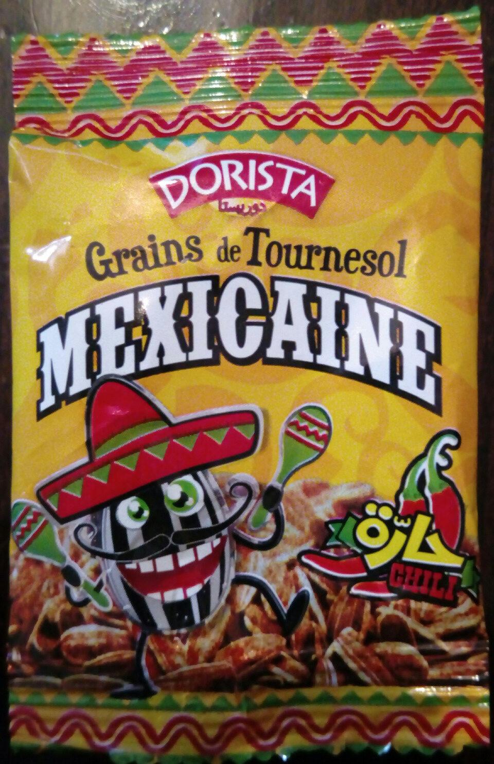Grains de tournesol Mexicaine - نتاج - fr