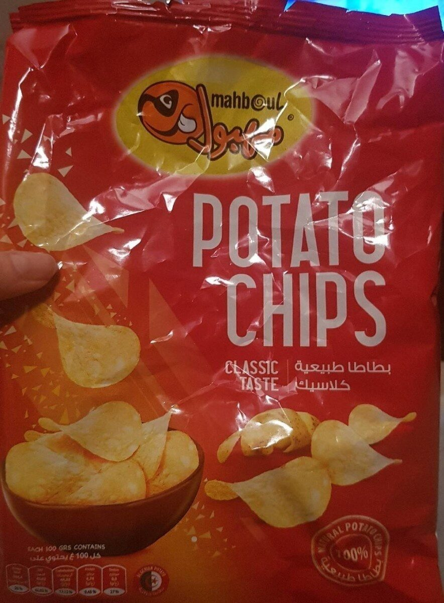 Potato chips - نتاج - fr