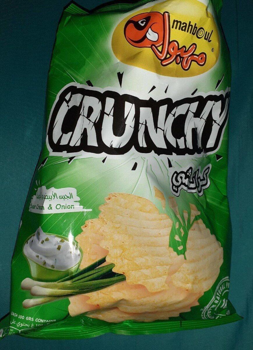 Chips mahboul - نتاج - en