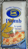 Plomb - Product - fr