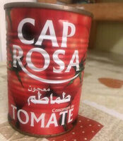 Tomate concentrée - نتاج - fr