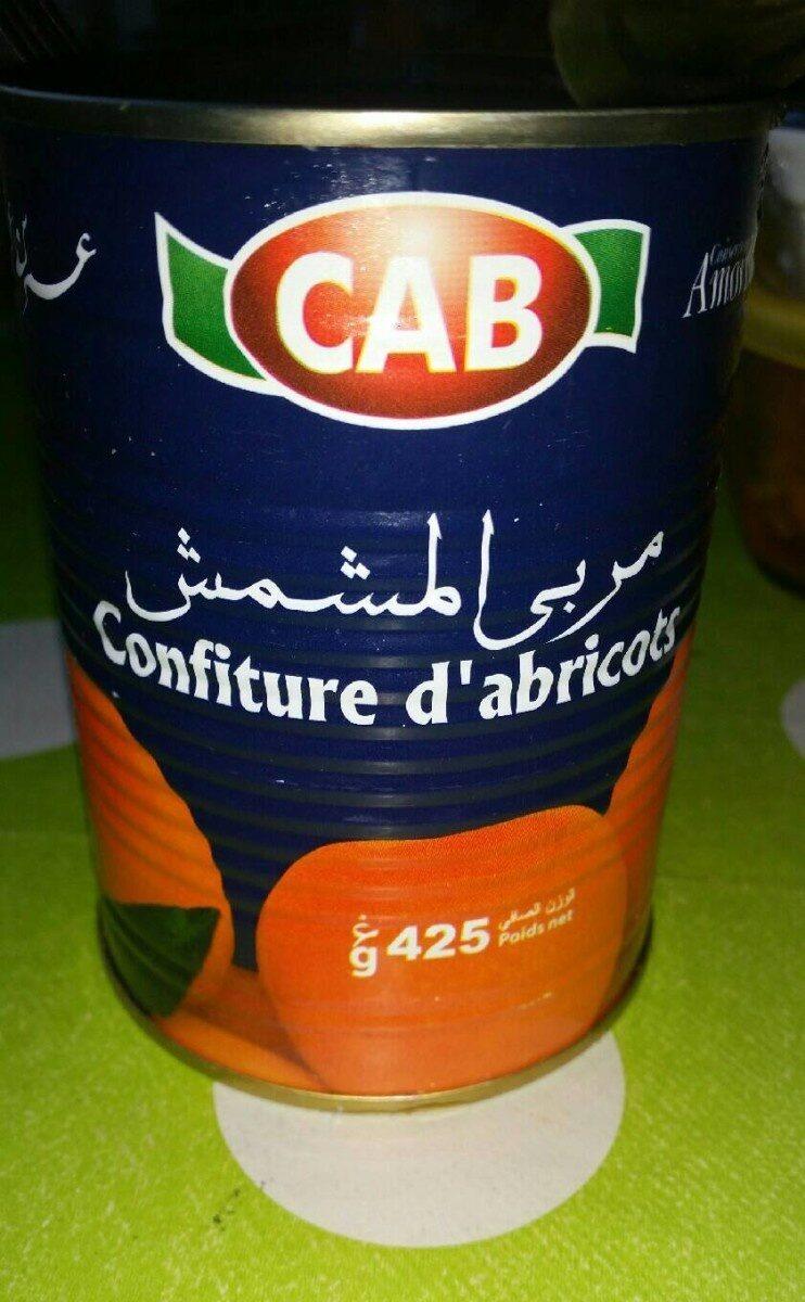 Cab مربى المشمش - نتاج - fr