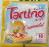 tartino slices a l emmental - Product