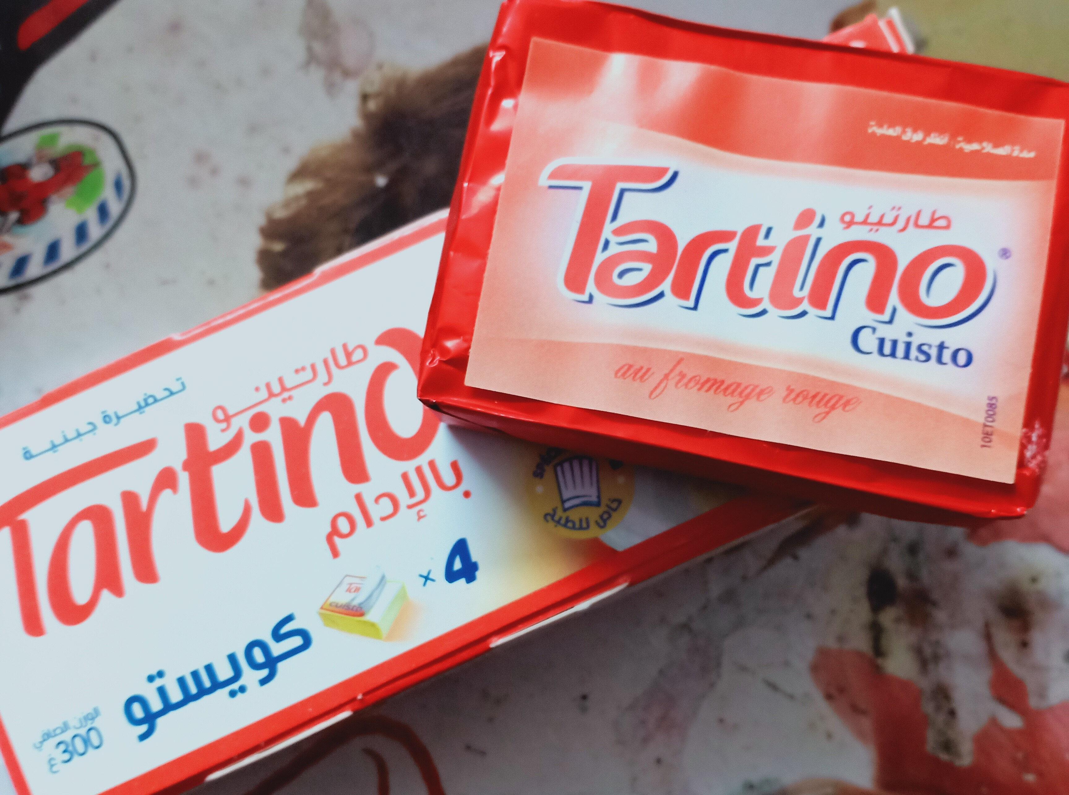 Tartino Cuisto - نتاج - fr
