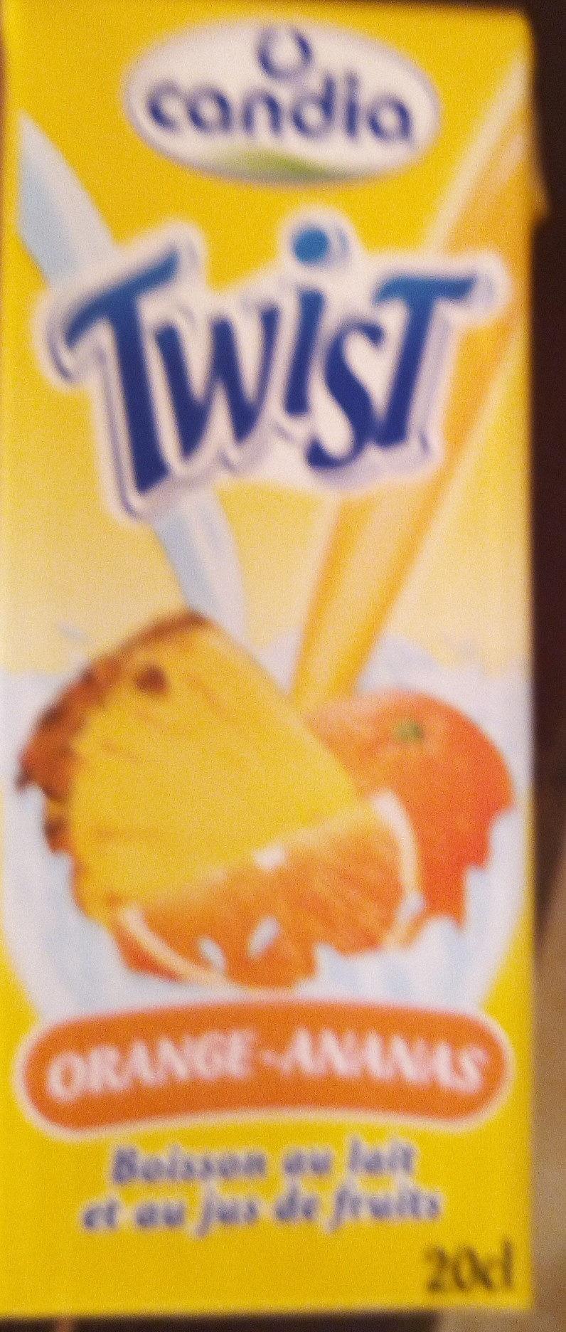 Twist - نتاج - fr