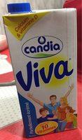 Lait candia viva - Produit - fr