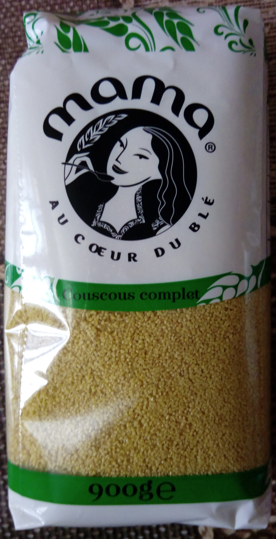 Couscous complet - Product