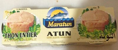 Atun - نتاج - fr