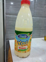 Trefle Yog et Fruits Abricot - Produit - fr