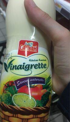 Casbah Vinaigrette - Produit - fr