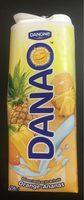 Orange - Ananas - Produit - fr