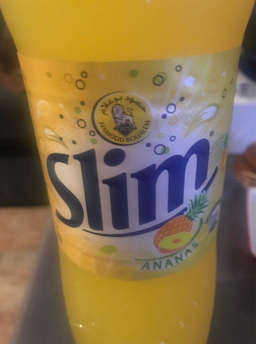 Slim ananas - Product - fr