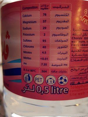 Guedila - Ingrediënten