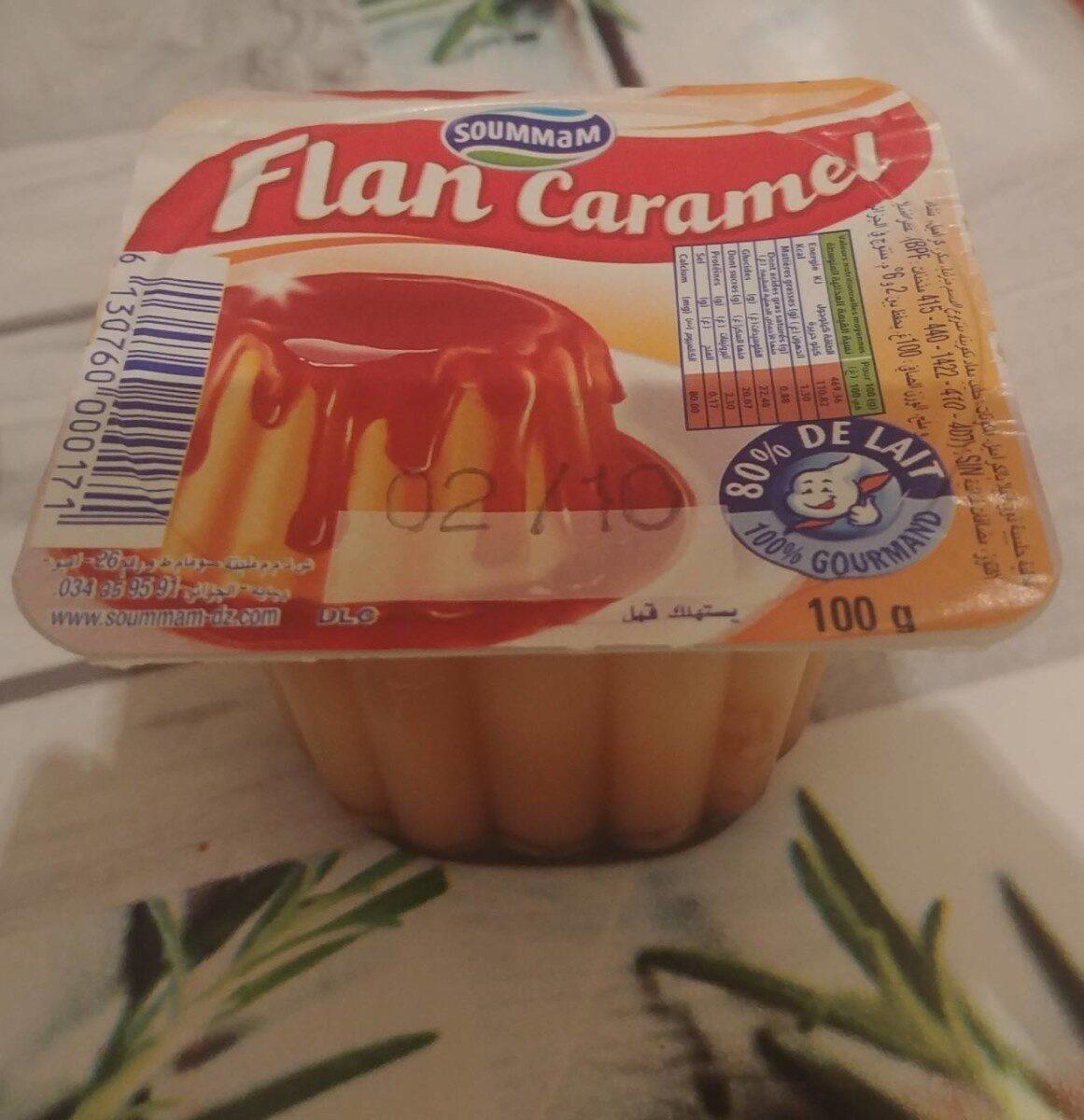 Flan caramel soummam - Produto - fr