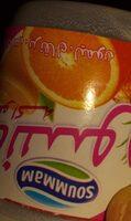 Soumam minceur aux fruits - نتاج - fr