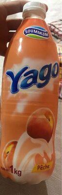 Yaourt liquide peche - نتاج - fr