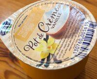 Pot de crème vanille - نتاج - fr