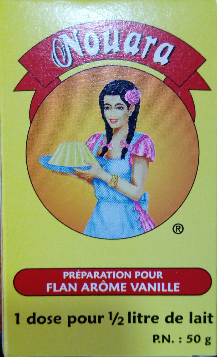 Flan arôme vanille - Product