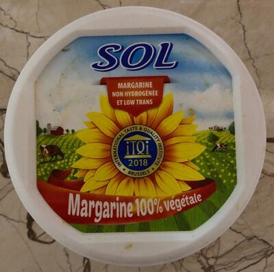 Margarine - نتاج - fr