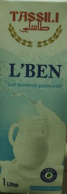L'ben - نتاج - fr