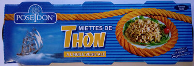 Miettes de thon - نتاج - fr