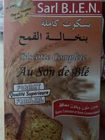 Biscotte complète - Product - fr