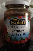 Sabri confiture de fraise - نتاج - fr