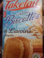 Biscottes avoine - نتاج - fr