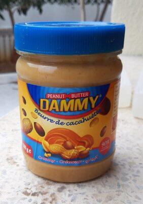 Dammy beurre de cacahuète - نتاج - fr