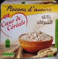 Flocons d'avoine Cœur de Céréales - نتاج - fr