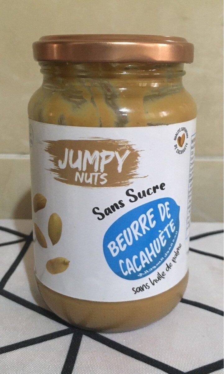 Beurre de cacahuète - حقائق غذائية - fr