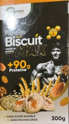 Biscuit fitness max proteine - نتاج - fr
